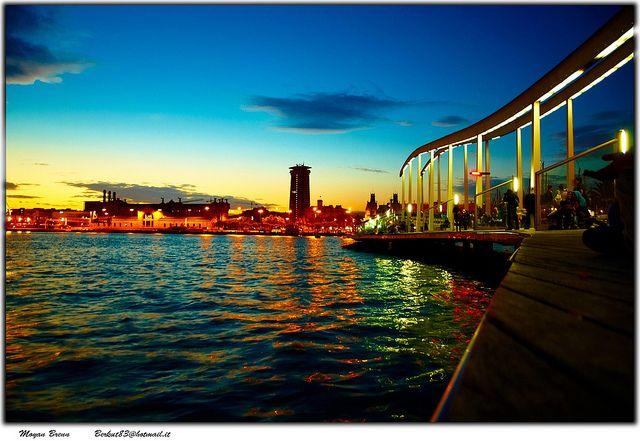 Barcelona by Moyan_Brenn, via Flickr
