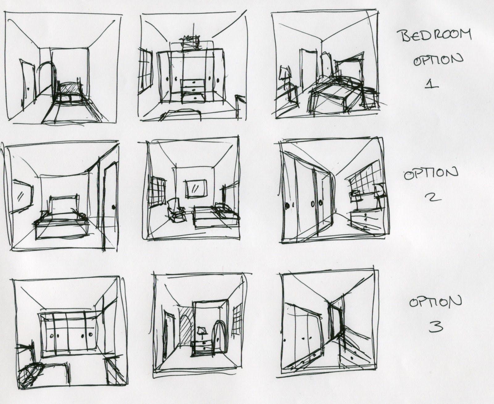 3d Thumbnail Sketches