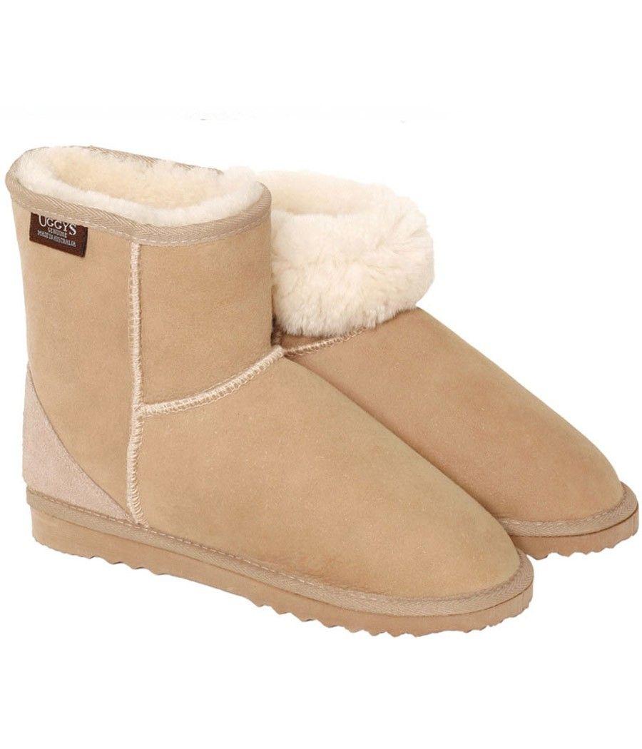7891dd6af7f UGGYS Women's Classic Short Ugg Boots - Sand $149.95 | UGGYS for ...
