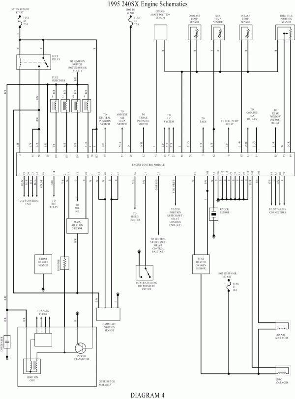 240sx Ka24de Wiring Diagram