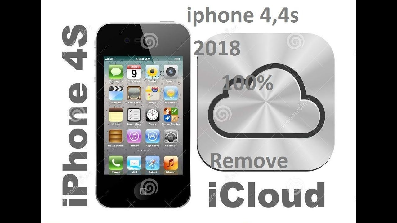 iphone 4s 4 icloud unlock 100% (icloud bypass) - Resolved