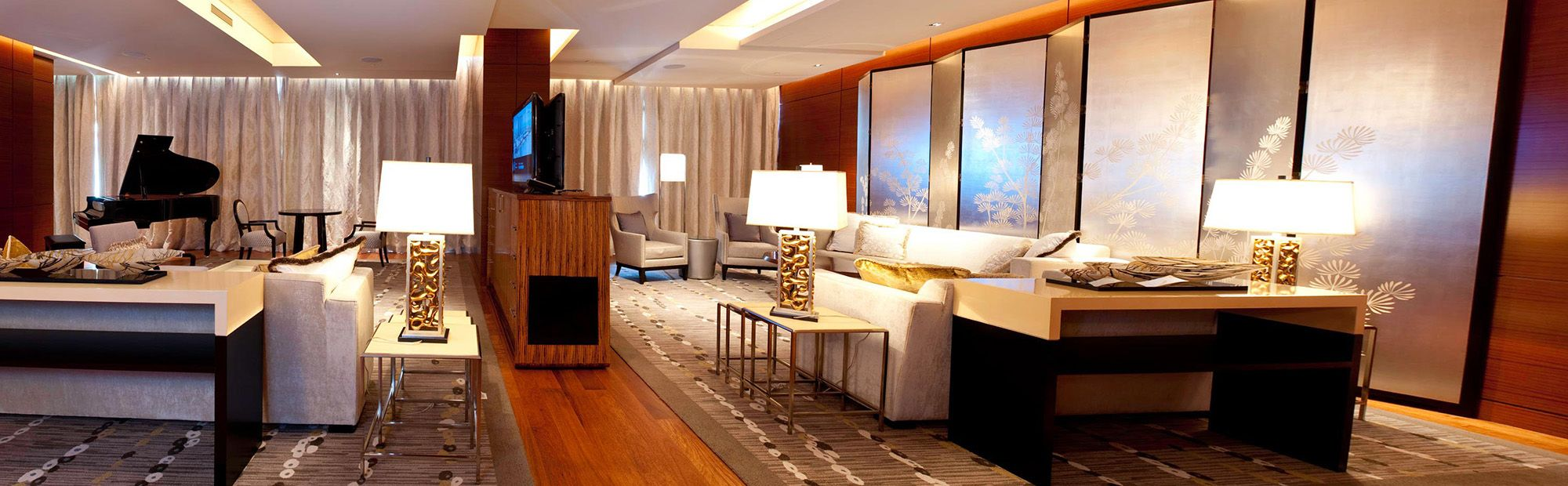 Chairman Suite At Marina Bay Sands Hotel 629 Square Metres Four
