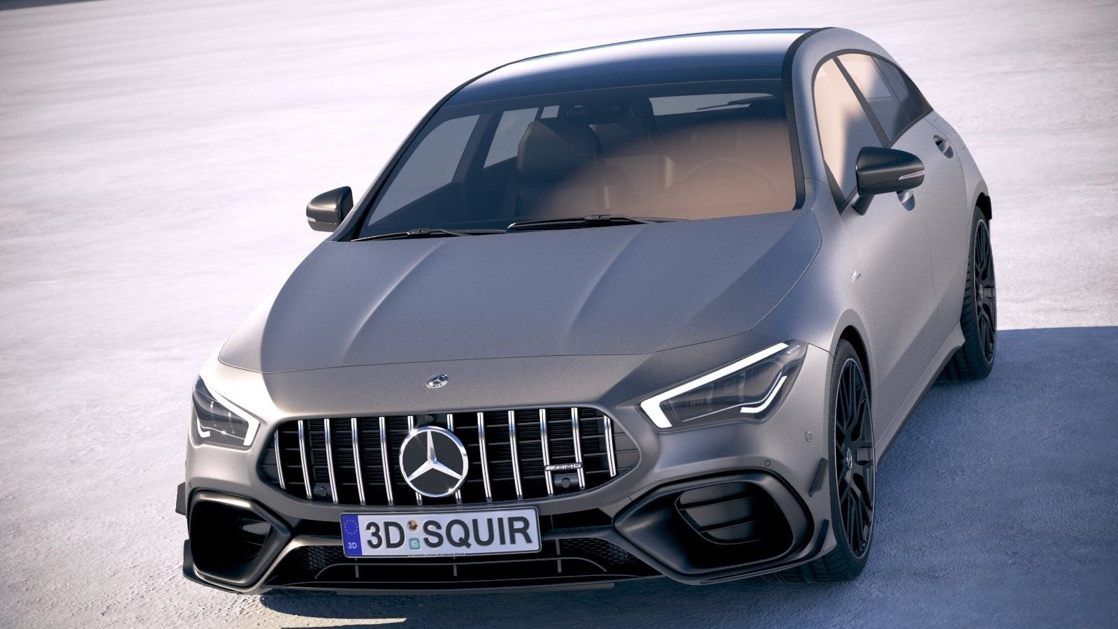 MercedesBenz CLA45 S AMG Shooting Brake 2020 in 2020