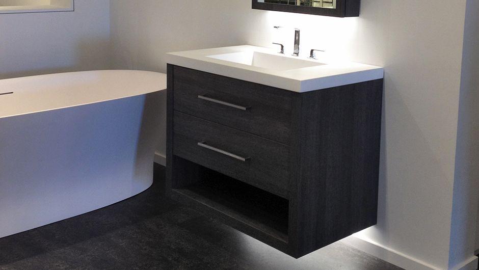 The Furniture Guild Vanity Bathroom Vanity Entrance Door Design Bathroom vanities manhattan ryvyr v