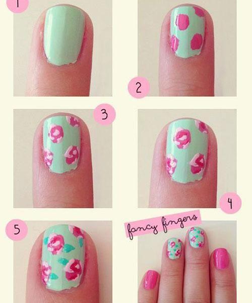 Flores y más flores sólo en primavera ¿te gusta esta opción?