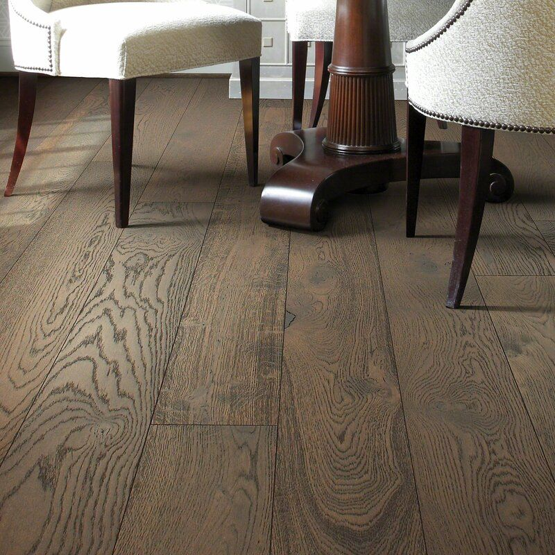 "Scottsmoor Oak 9/16"" Thick x 71/2"" Wide Engineered"
