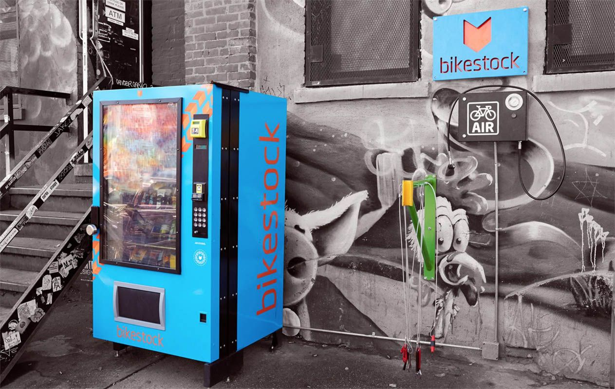 11 of the Quirkiest Vending Machines You Can Find in NYC ...