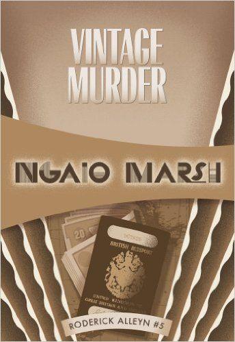 Vintage Murder: Inspector Roderick Alleyn #5 (Inspectr Roderick Alleyn), Ngaio Marsh - Amazon.com
