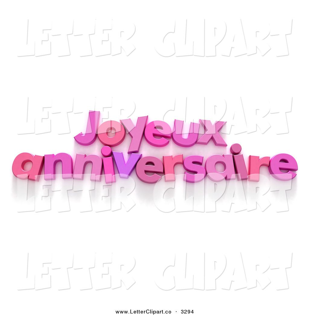 what is happy anniversary in french