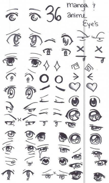 44 Ideas Drawing Easy Anime Eyes For 2019 44 In 2020 With Images Easy Anime Eyes Eye Drawing Simple Cute Eyes Drawing