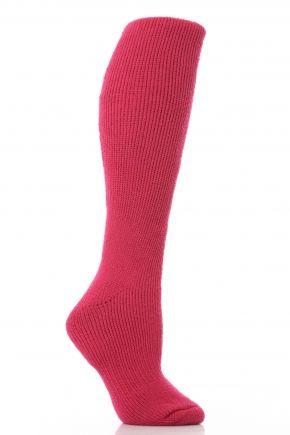 Ladies 1 Pair SockShop Heat Holders Ankle Slipper Socks