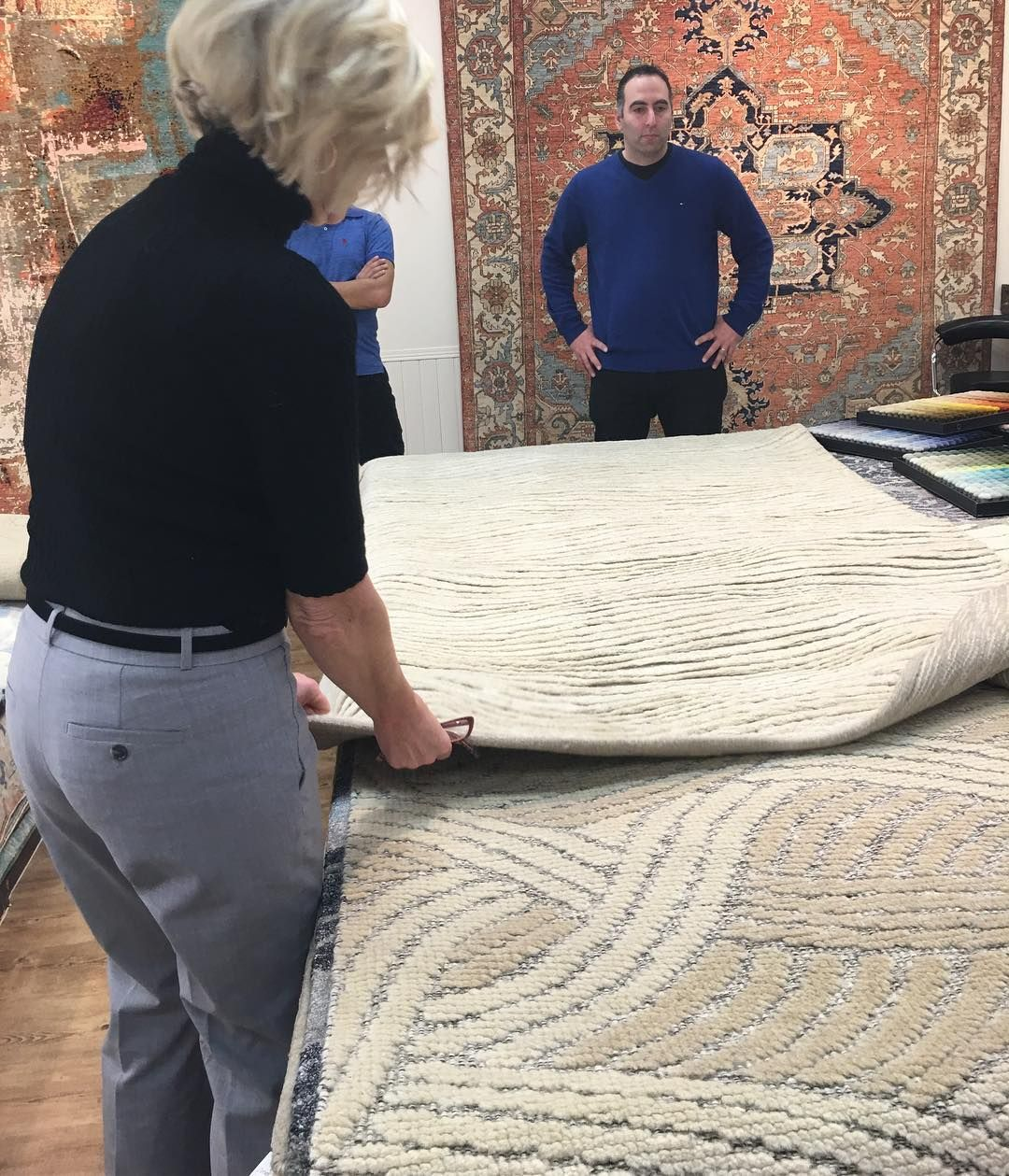 Jackie Glass Jackie Glass On Instagram Checking Out Imperialrug New 2019