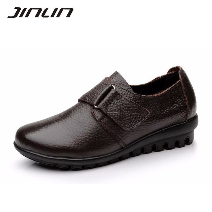 tendance chaussures 2017 2018 women flats 2017 spring women genuine leather shoes comfortable. Black Bedroom Furniture Sets. Home Design Ideas