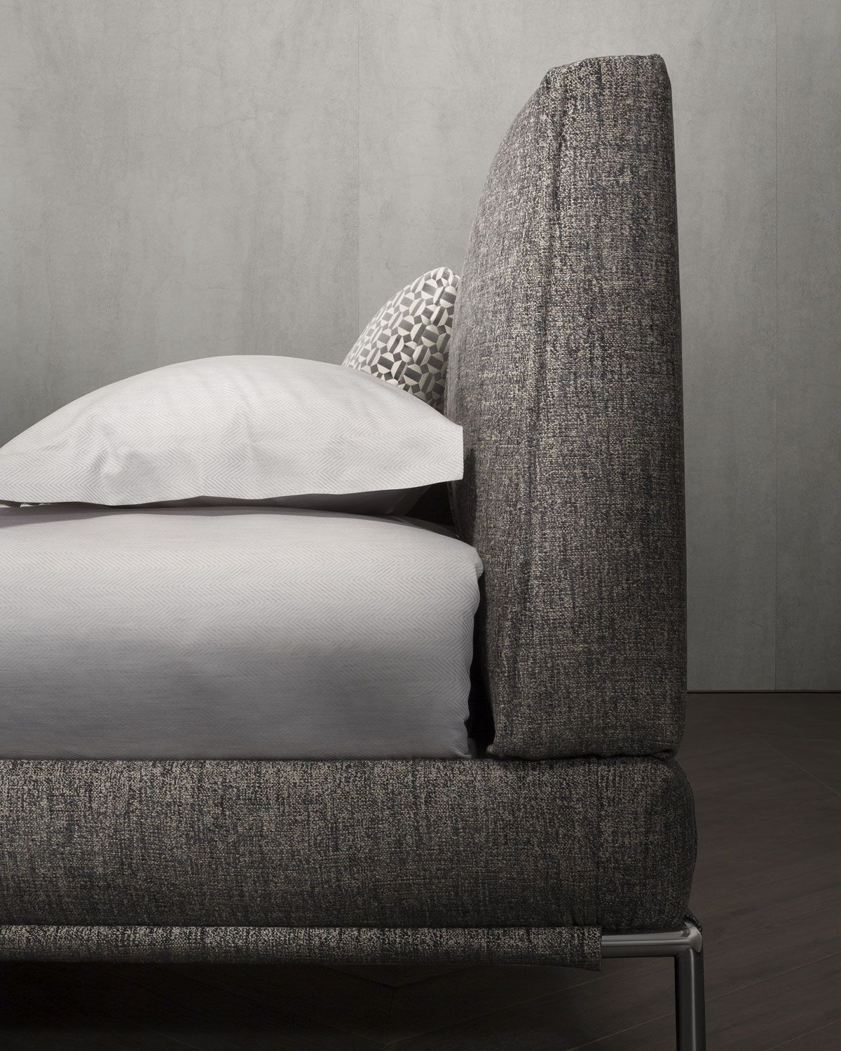 Icon Bed By Flou