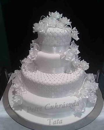 10 Best Wedding cakes images | Esküvői torta, Torta, Esküvő