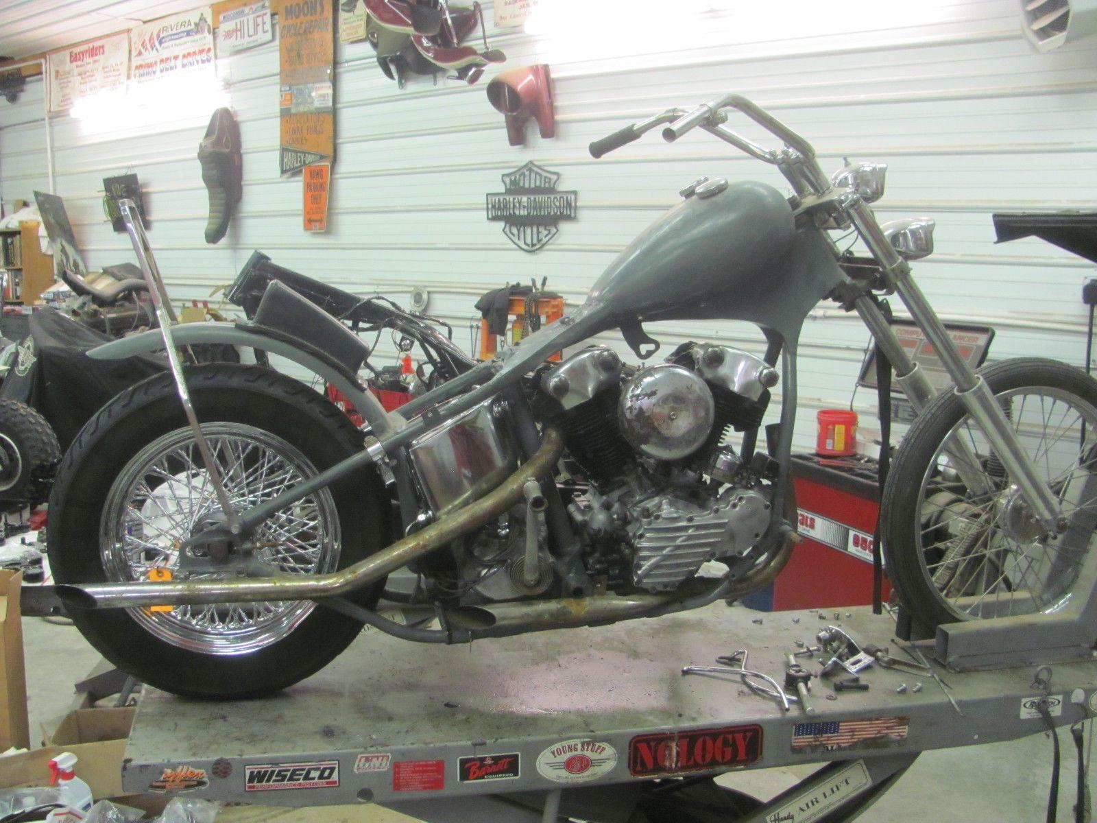 Forsale 1947 Harley Davidson El Knuckle Price 11 100 00
