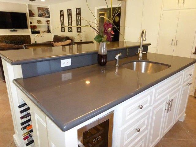 Silestone ist härter als Granit, benötigt keine Imprägnierung und - küchenarbeitsplatten granit preise