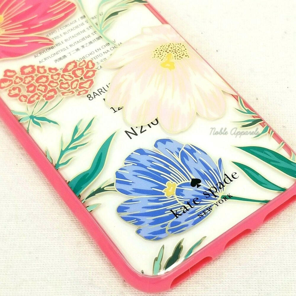 Kate spade blossom iphone 6 6s 7 8 phone case comold snap