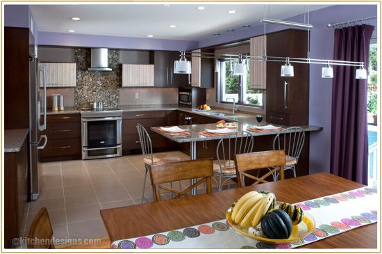 Kitchen Design By Ken Kelly Entrancing Kitchen Designsken Kelly Exotic Zebra Wood Kitchen Design On Design Ideas