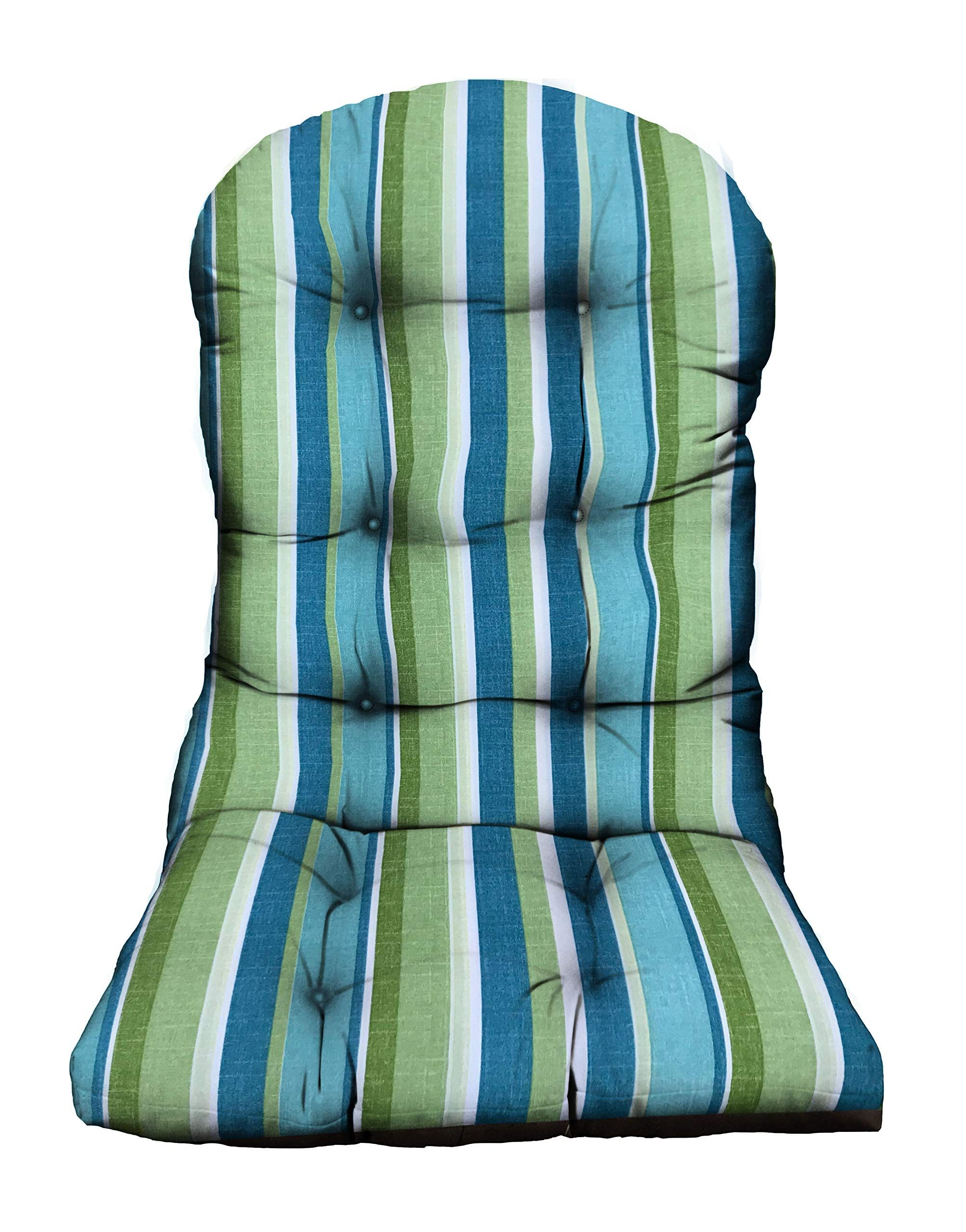 RSH Décor Indoor Outdoor Tufted Adirondack Chair Cushion