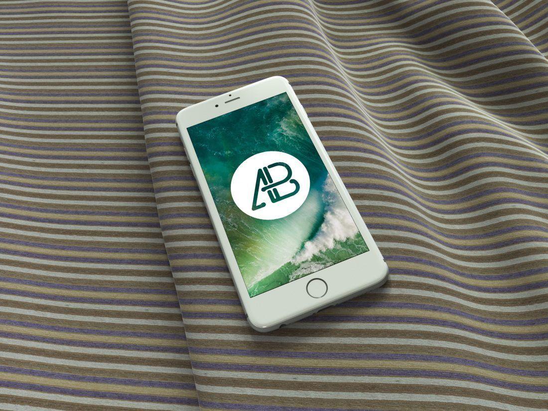 Realistic iPhone 6s Mockup Free mockup, mockup