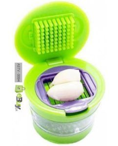 Mini Garlic Chopper Slicer Cutter | Home & Living | Garlic