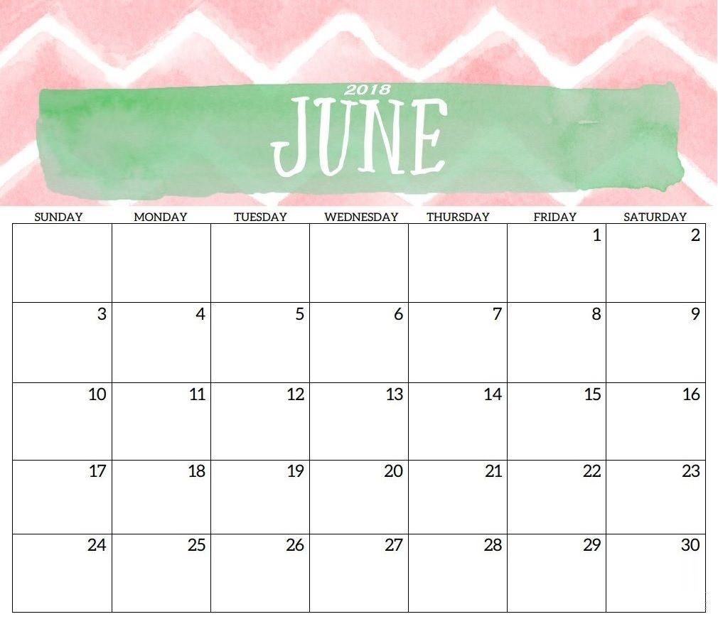 calendar 2018 to print