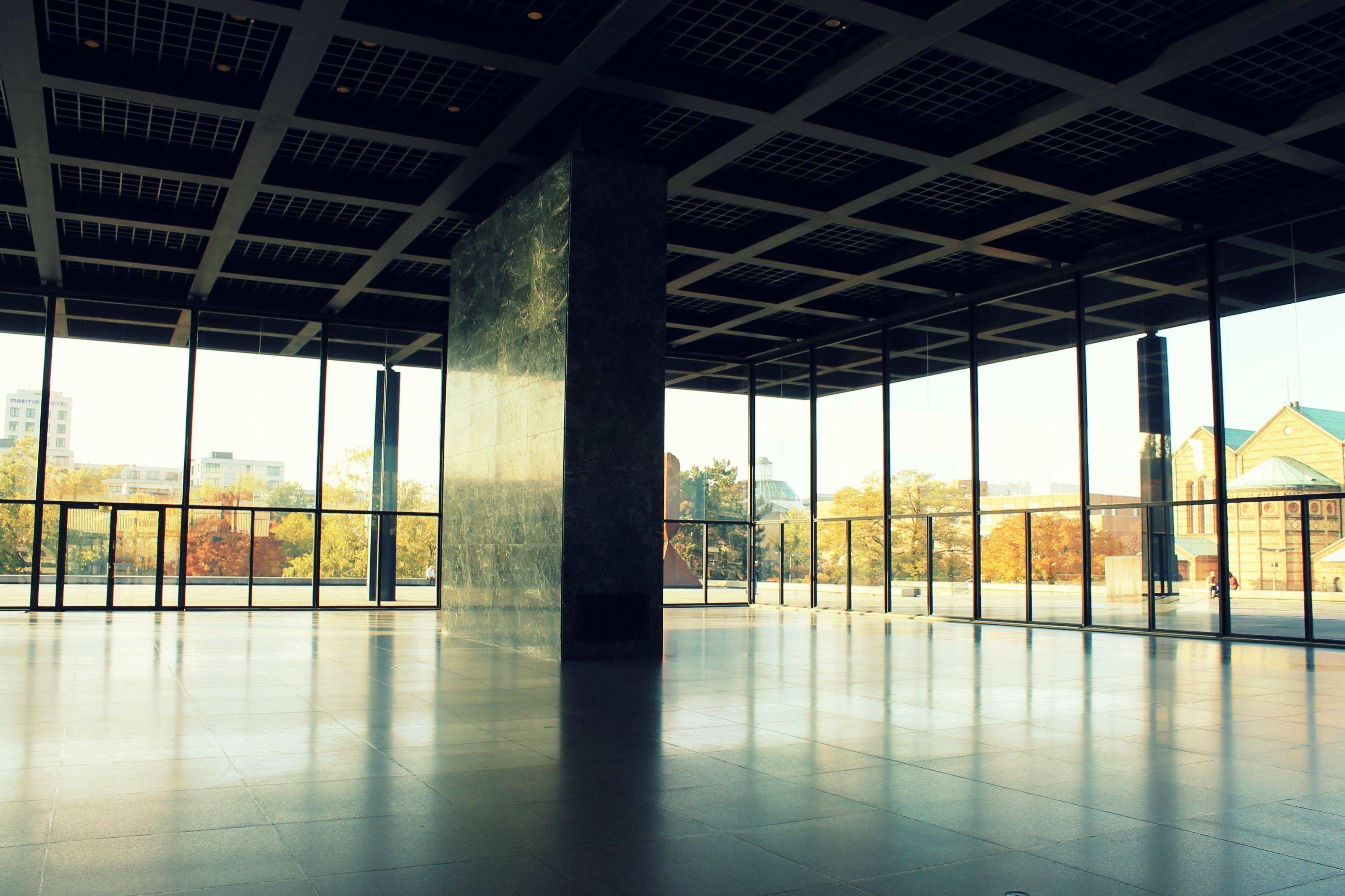 Mies Van Der Rohe Neue Nationalgalerie