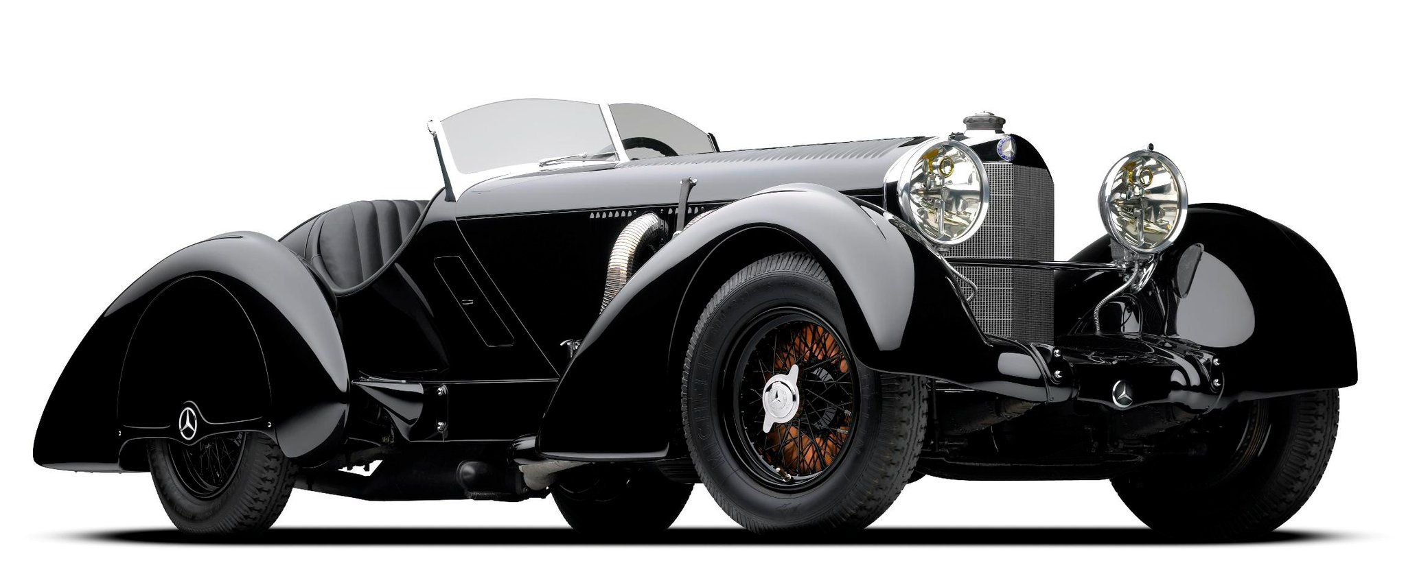 1930 mercedes ssk count trossi