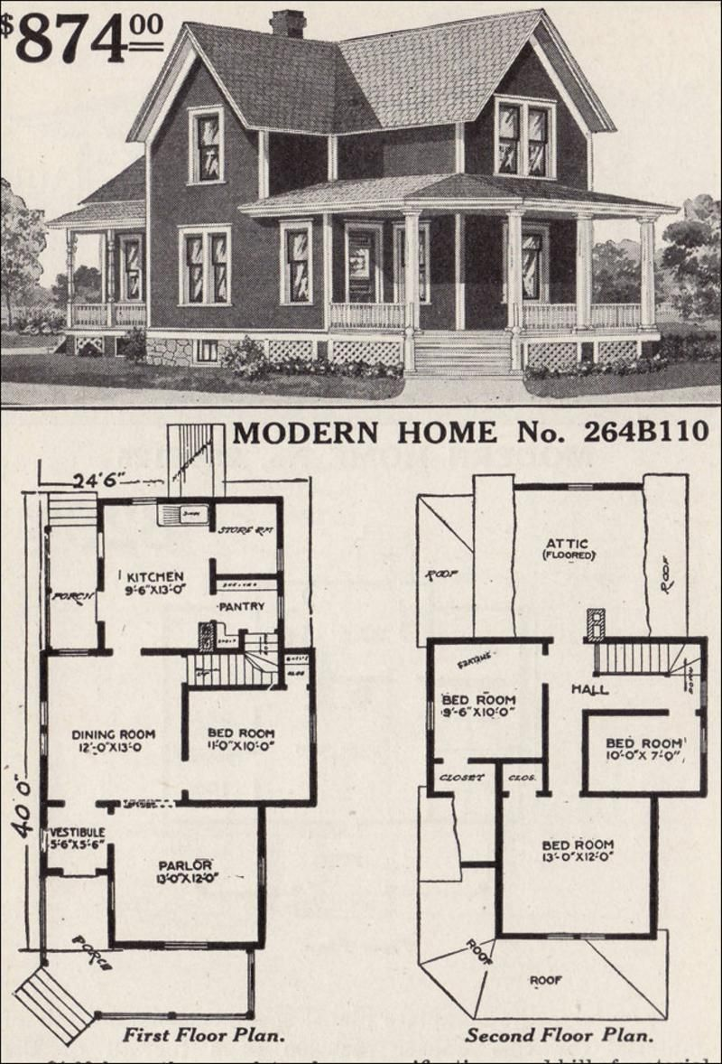 House Plans of the Early 1900's - Yahoo Image Search Results | DECOR on history floor plans, 1980s floor plans, late 1800s floor plans, 1870s floor plans, old floor plans, 1890s floor plans, early 1900s farmhouse plans, good floor plans, classic floor plans, vintage floor plans, women floor plans,