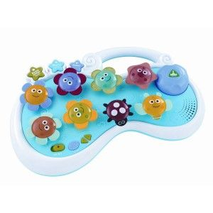 musical garden toy w/ lights