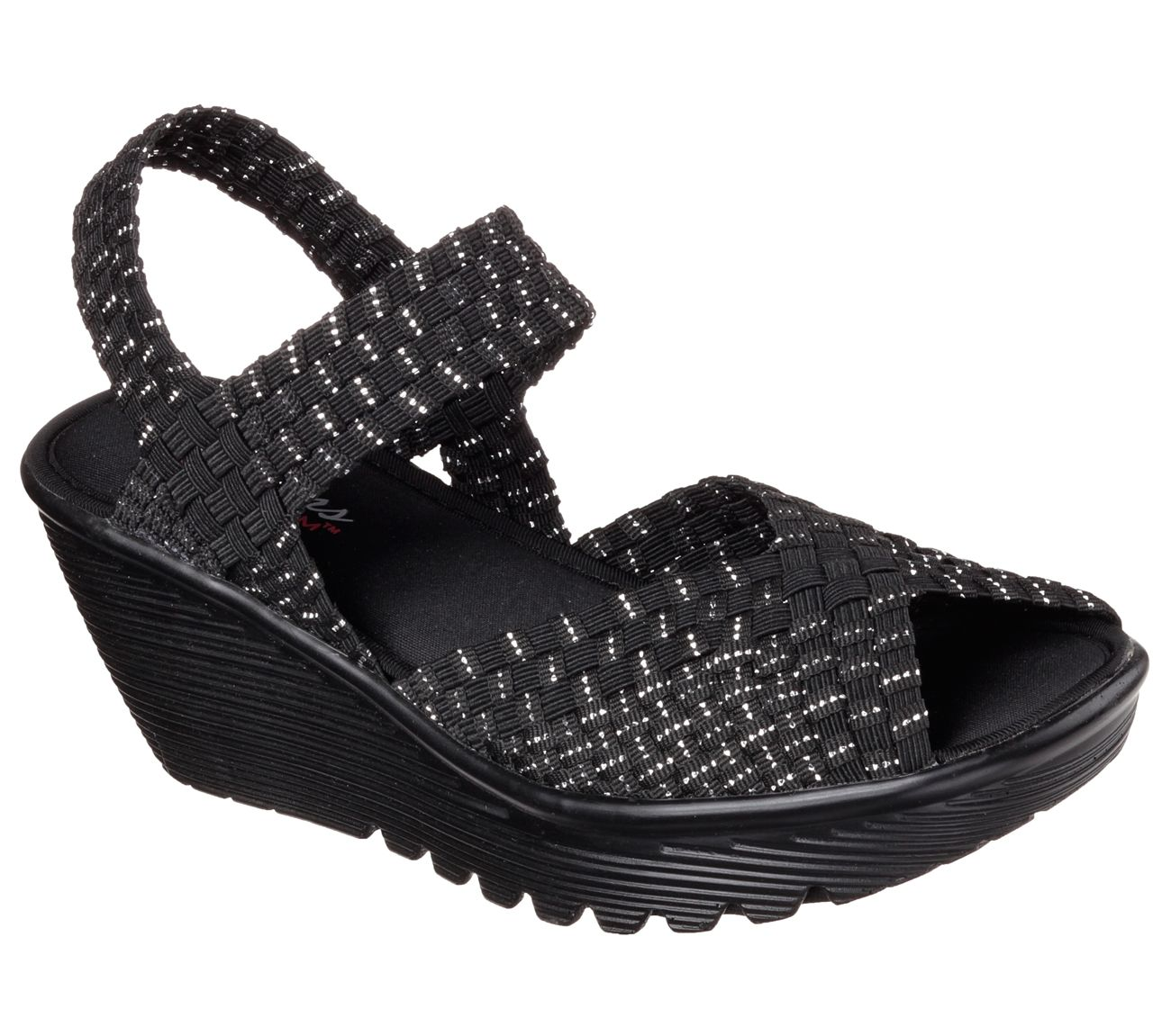 98aedad96c29b Enjoy glamorous style and amazing comfort with the SKECHERS Cali Parallel -  Close Up shoe.