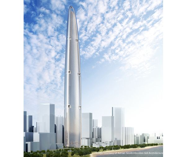 Wuhan Greenland Center Sustainable Elements Energy Recovery
