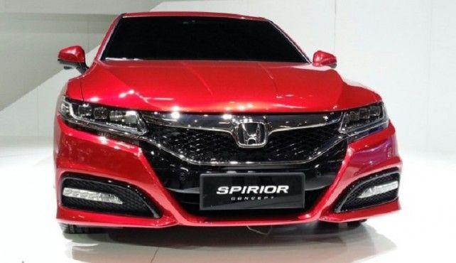 2017 Honda Accord Grille