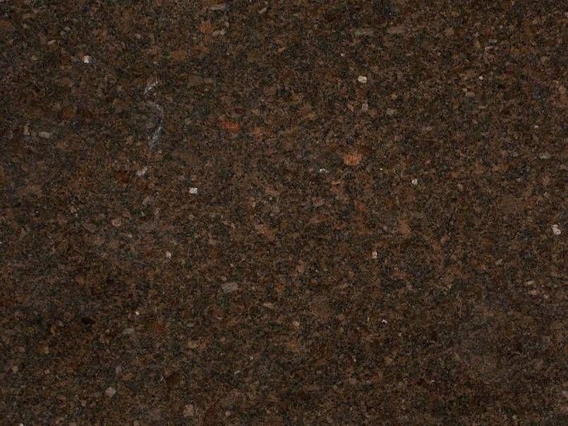 COFFEE BROWN GRANITE  Countertop granite in 2019  Brown