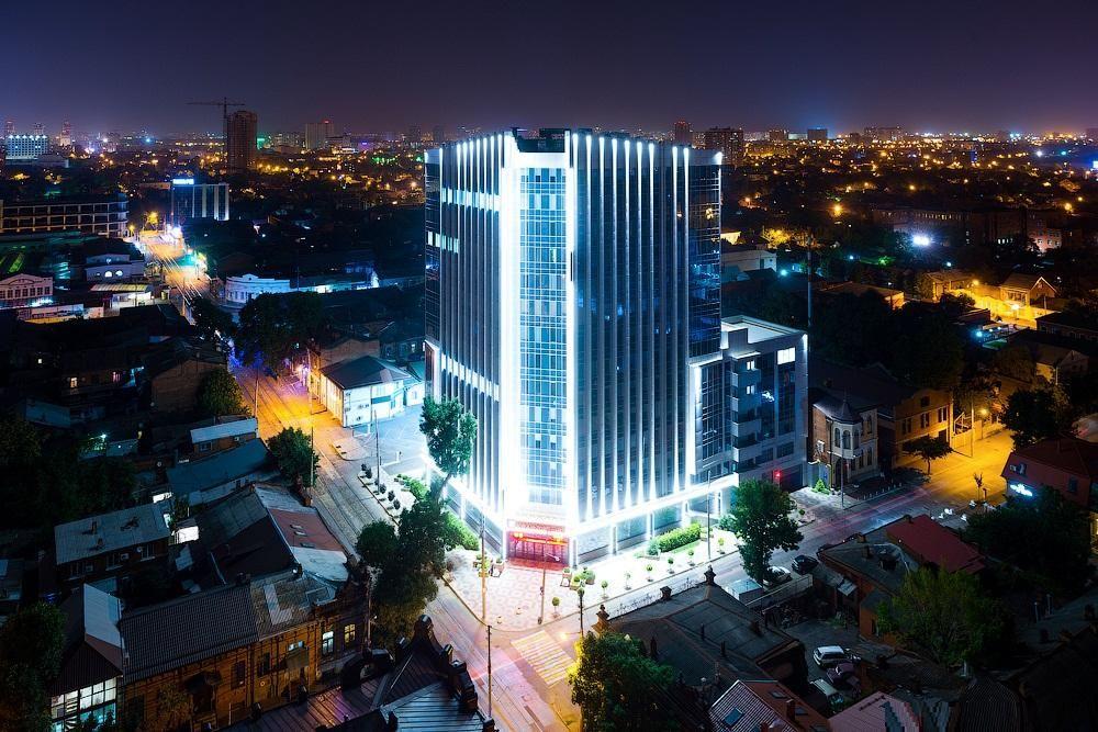 Краснодар центр города картинки сообщили городском