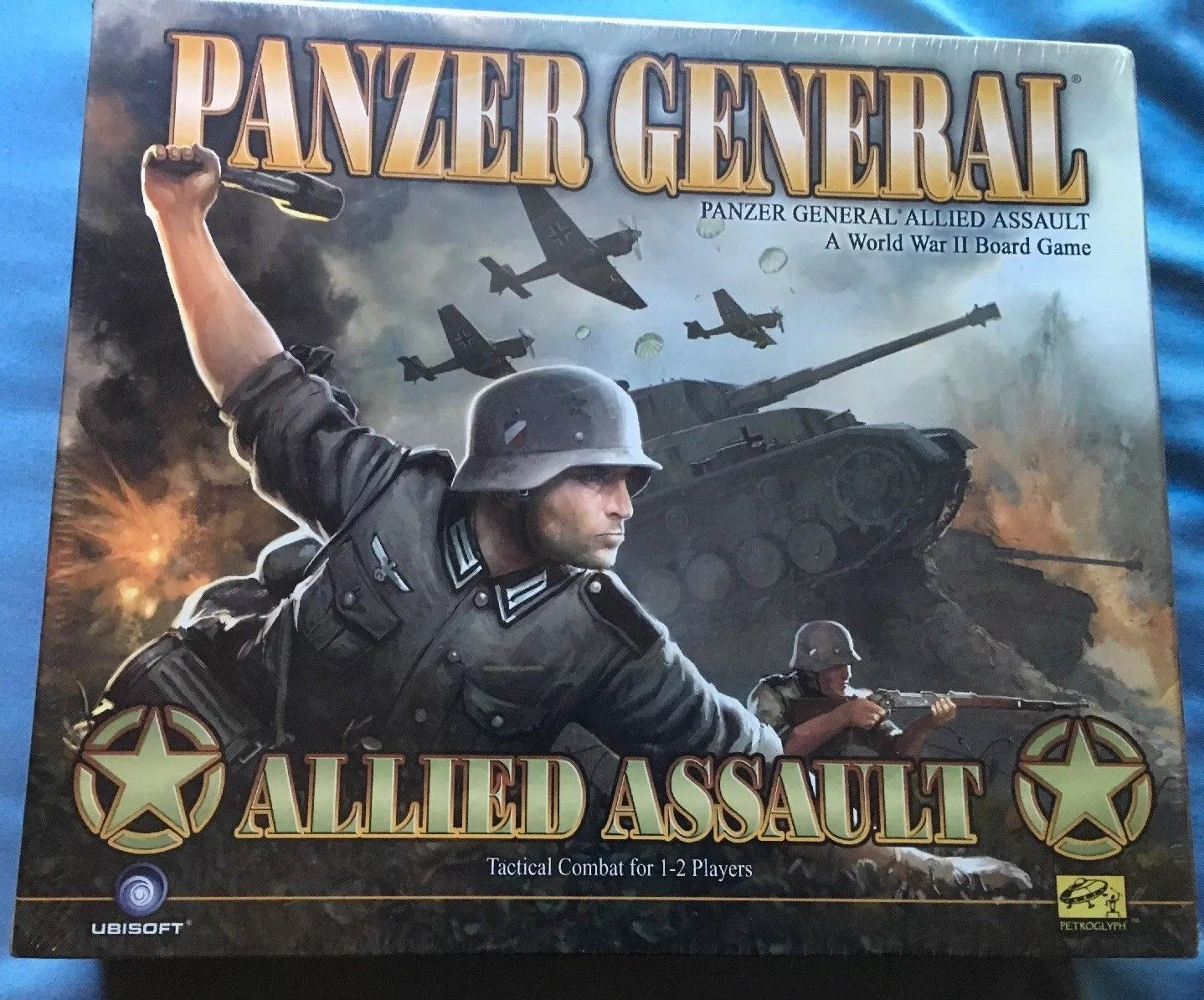 **Out of Print** Panzer General Allied Assault Board Game