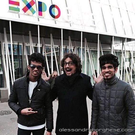 Expo a fare due passi! ;-))) #Expo2015 #Milano #Italy
