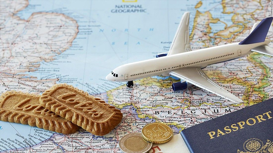The In Flight Snack So Popular It Has Its Own Emoji Biscoff