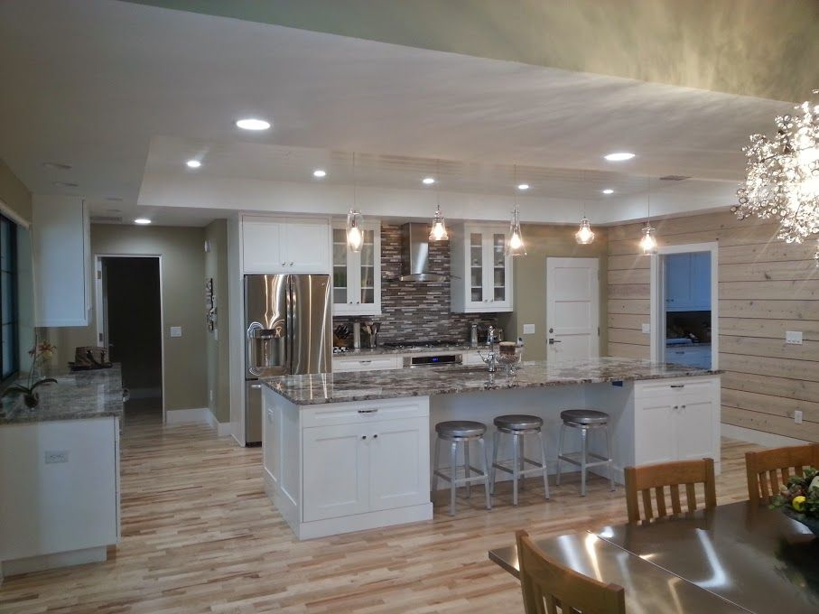 4 Ft X 12 Ft Is The Biggest Kitchen Island We Ve Ever Built Custom Homes Home Builders Association Home