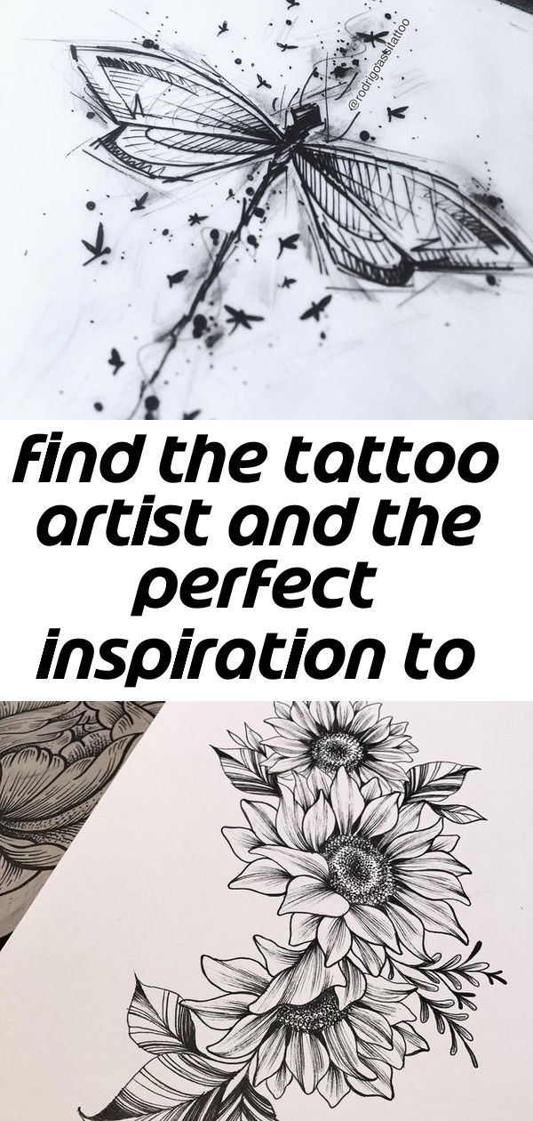 Find the tattoo artist and the perfect inspiration to make your tattoo. – drawings (animals) – #a 25