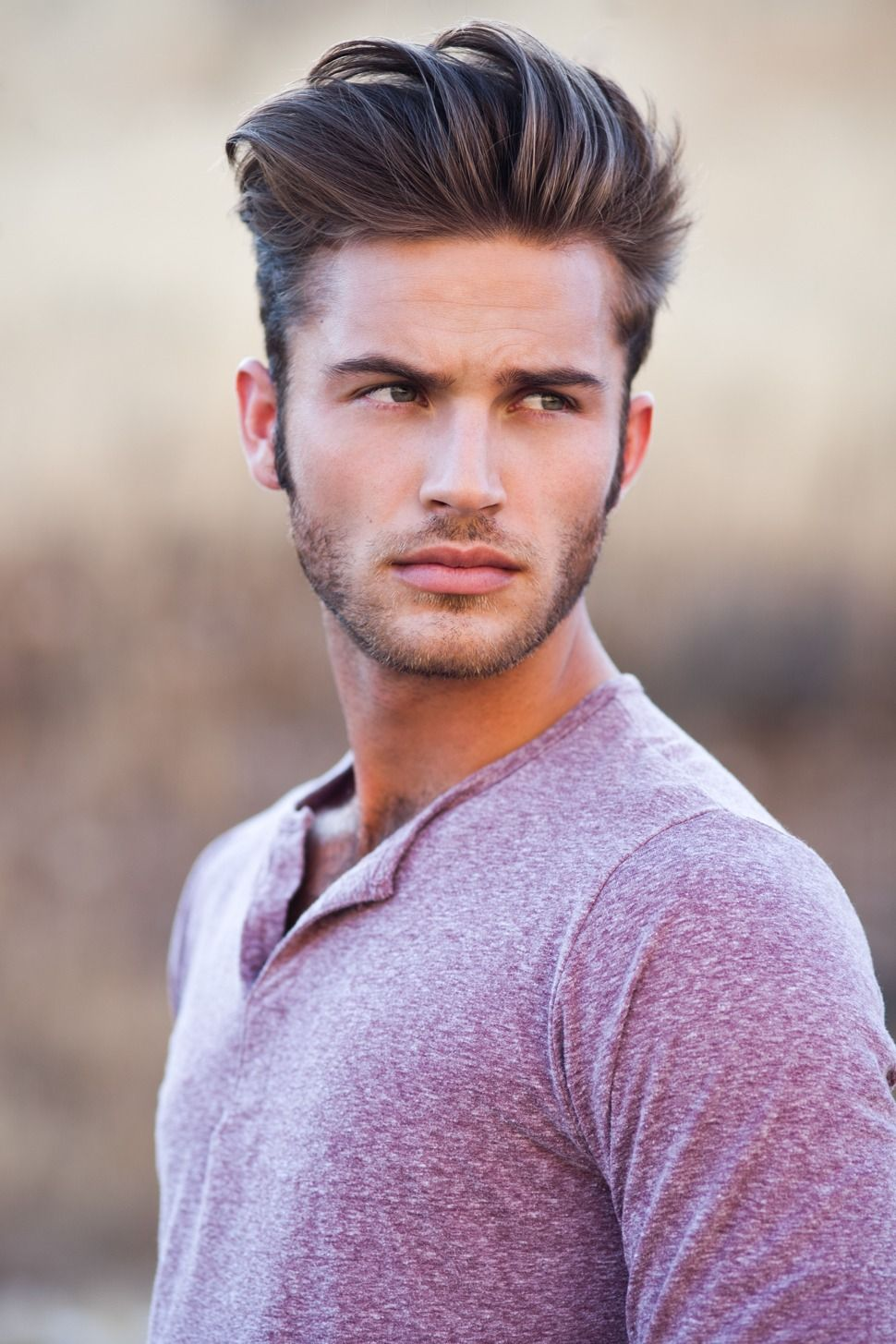 Undercut Men Hairstyle Enchanting Pinleo Neri Alta Peluqueria On Del Neri Boys  Pinterest