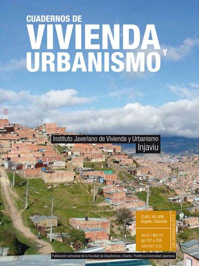 Código de construcción para Bogotá:evaluación y propuesta de actualización en el marco de sostenibilidad. Por: Clemencia Escallón Gartner, Camilo Villate Matiz. En revista Cuadernos de Vivienda y Urbanismo 6-12 (2013-II)