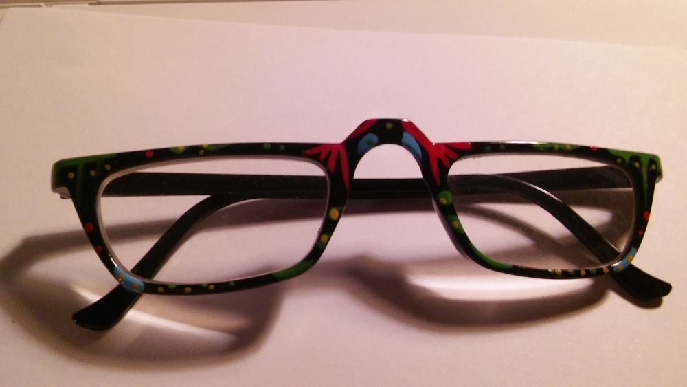 Details about 1 PAIR OF WOMEN'S READING GLASSES +3.50 1