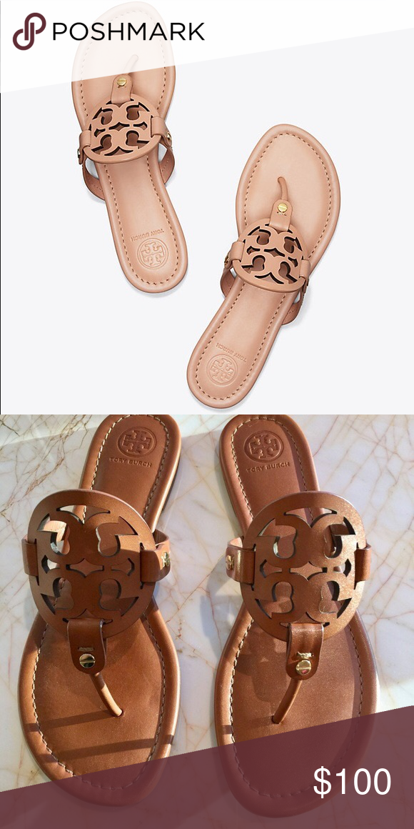 9d5ead5f6 ISO!!!!!!!   Tory Burch Miller Sandals!!!! 8.5-9 pls!! Willing to ...