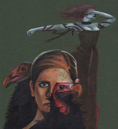 Buffy the Vampire Slayer Art Print