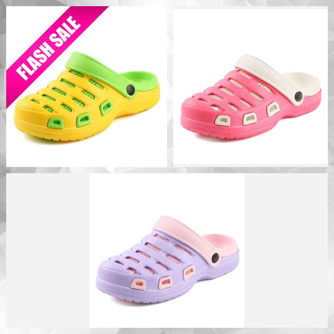13a165a7f Sandals Woman Hole Slippers Hollow Out Sandals Mules Clogs Garden Shoes  Female Breathable Beach Shoes Platform Flip Flops  womensclothing  womens  ...