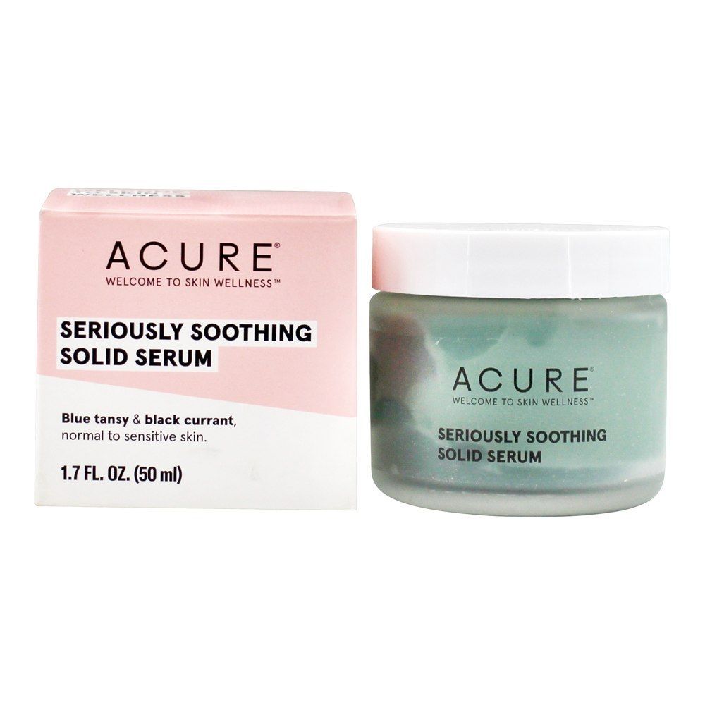 Seriously Soothing Solid Serum - 1.7 Fl. Oz.ACURE