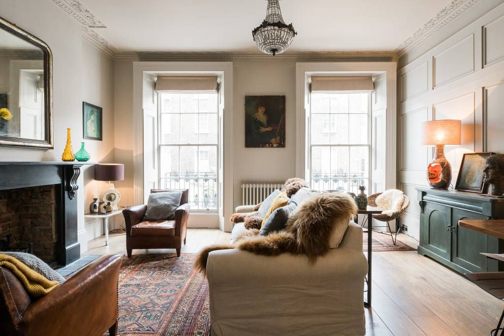 Sophisticated 1br Flat In Marylebone Apartments For Rent In London