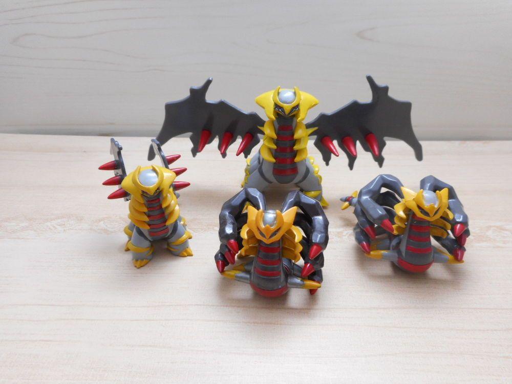 U3 Tomy Pokemon Figur 5th Gen Giratina Ein